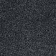 Eurorips - mel-anthrazit 2,00 m breit schwer entflammbar nach EN 13501-1, Klasse Cfl-s1