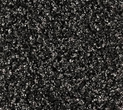 Kunstrasen Summer - schwarz, schwer entflammbar