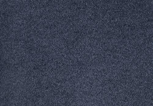 Shag Superior Loft, Stahlblau, 4,00 m breit,