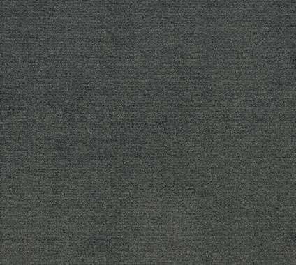 Velours Business - blaugrau