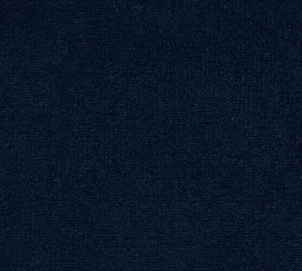 Velours Business - kobaltblau