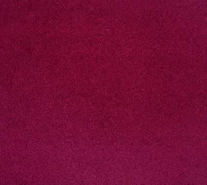 Velours Superior Loft, purpurrot
