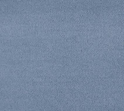 Velours Superior Loft, pastellblau
