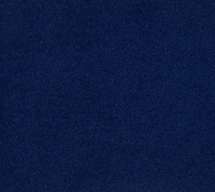 Velours Superior Loft, kobaltblau