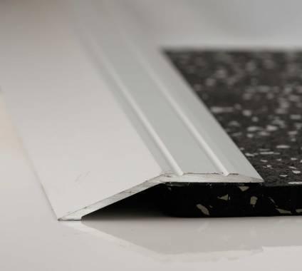 LP-Trans Rampe Alu eloxiert, 6-10 mm