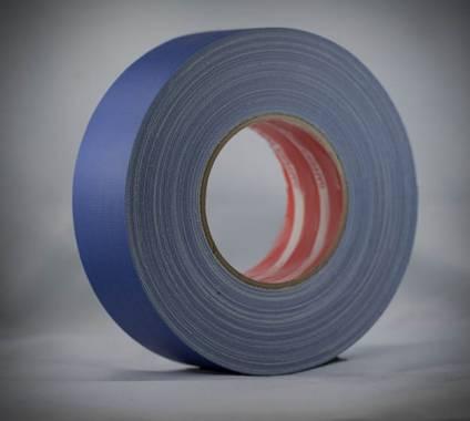 Gewebeband - blau