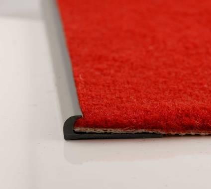 PVC Kante grau, 7mm