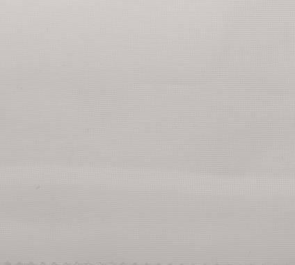 Voile Trevira CS®, weiß, 4,20 m breit