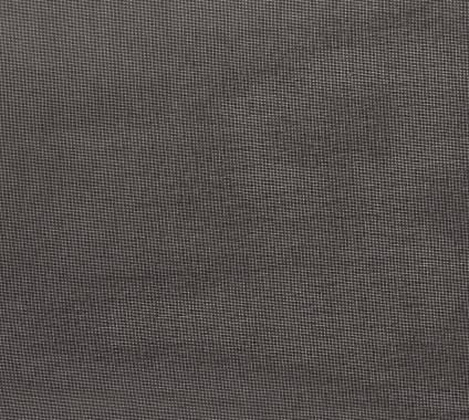 Voile Trevira CS® - schwarz, 3 m breit