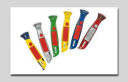 Sicherheitsmesser Silver Knife