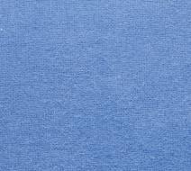 Dekomolton - hellblau hellblau 61, 3,00 m breit, B1 nach DIN 4102 ausgerüstet