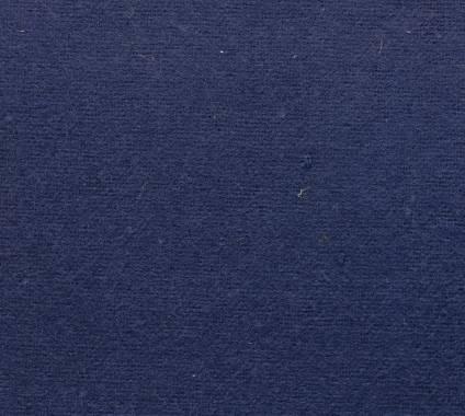 Dekomolton - dunkelblau