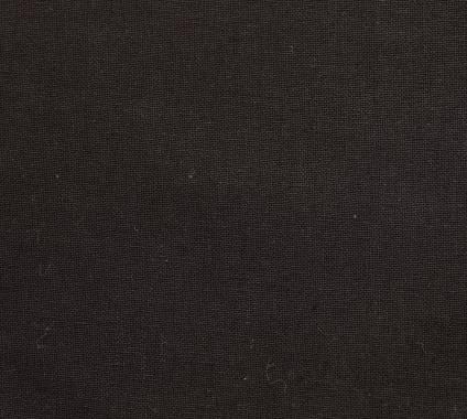 Nessel Baumwolle, schwarz 347, 6,20 m breit