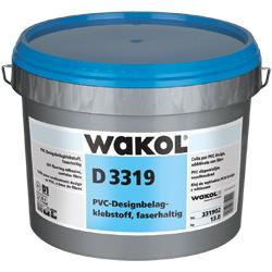 Wakol D 3319 PVC-Designbelagklebstoff, faserhaltig