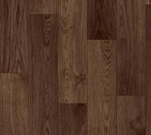 PVC Holz-Grip 2.0 - nussbaum 2,00 m breit, schwer entflammbar nach EN 13501-1, Klasse Bfl-S1