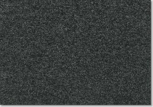 Shag Superior Suite, Schwarzgrau, 5,00 m breit,