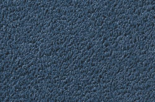Shag Superior Studio, Brillantblau, 4,00 m breit,