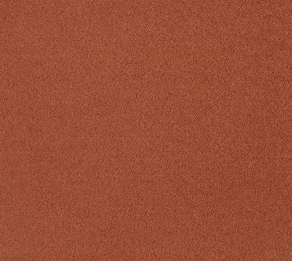 Velours Superior Loft, orangebraun