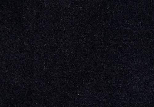 Velours Tara - schwarz