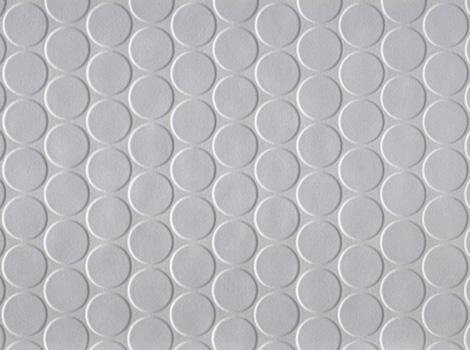 PVC Design - Noppe, silber