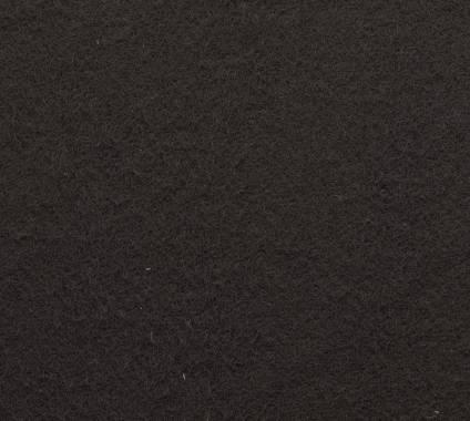 Bühnenmolton 300 g/m² - schwarz