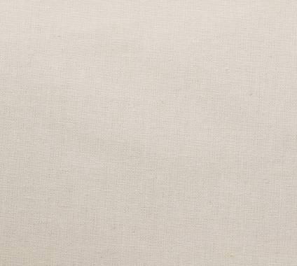 Nessel Baumwolle, weiß, 5,20 m breit