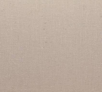 Nessel Baumwolle, stahl, 3,20 m breit