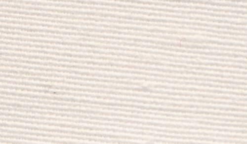 Schleiernessel Baumwolle - weiß (gebleicht), 12 m breit