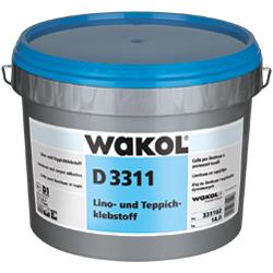 Wakol D 3311 Lino- und Teppichklebstoff