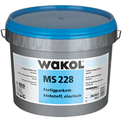Wakol MS 228 Fertigparkettklebstoff, elastisch