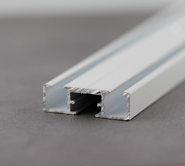 Vorhangschiene weiß pulverbeschichtet, 3S77 im Stamm online Store München